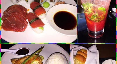 Photo of Sushi Restaurant Azur - Sushi Night at Traders Hotel Rooftop, Malé, Maldives