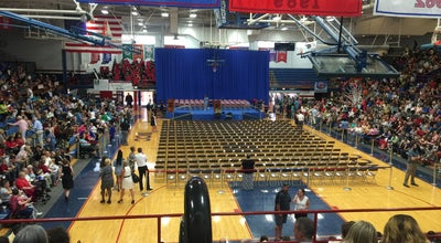 Photo of Basketball Court KHS Memorial Gym at Kokomo 46901, United States