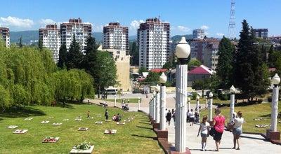 Photo of Park Мемориал Славы 1941-1945 / Memorial of Glory at Севастопольская, Сочи 354000, Russia