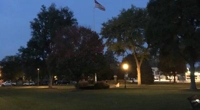 Photo of Playground Burlington Square Park at Naperville, IL 60540, United States