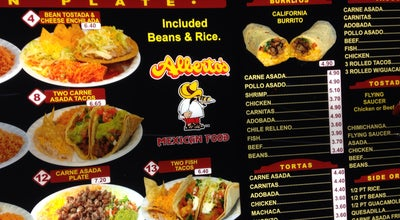 Photo of Mexican Restaurant Alberto's Mexican Food at 12110 Carson St, Hawaiian Gardens, CA 90716, United States