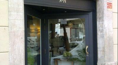 Photo of Paella Restaurant Restaurant Elche at C. Vilà I Vilà, 71, Barcelona 08004, Spain