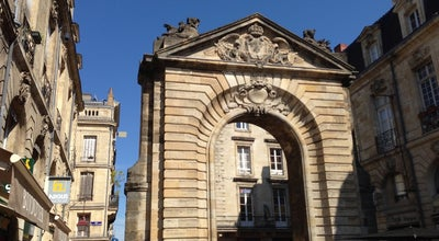 Photo of Historic Site Porte Dijeaux at 4 Rue Bouffard, Bordeaux 33000, France
