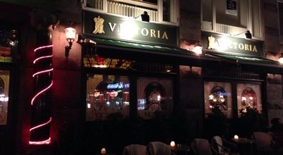 Photo of Restaurant Victoria Pub at Gammeltorv 24, Copenhagen 1457, Denmark