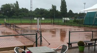 Photo of Tennis Court Tennisclub Woten at Tiendeschuurveld 106, Sint-Stevens-Woluwe 1932, Belgium