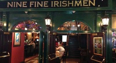 Photo of Irish Pub Nine Fine Irishmen at 3790 Las Vegas Blvd S, Las Vegas, NV 89109, United States