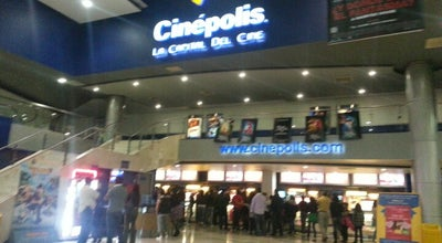 Photo of Movie Theater Cinépolis at Calle 1 De Mayo Esq. Avenida Central No. Ext. 04 No. Int. Local A-08, Zona Metropolitana 55075, Mexico