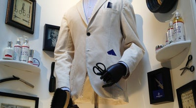 Photo of Men's Store Hackett at 193-197 Regent St, London W1B 4LY, United Kingdom