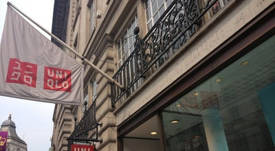 Photo of Clothing Store Uniqlo at 84-86 Regent St, London W1B 5RR, United Kingdom