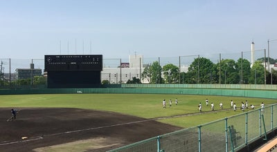 Photo of Baseball Field 鴨池市民球場 at 鴨池2-27-1, 鹿児島市 890-0063, Japan