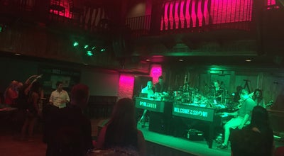 Photo of Nightclub Howl at the Moon at 240 W 52nd St, New York, NY 10019, United States