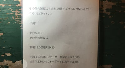 Photo of Music Venue K.D Japon at 中区千代田5-12-7, 名古屋市 460-0012, Japan