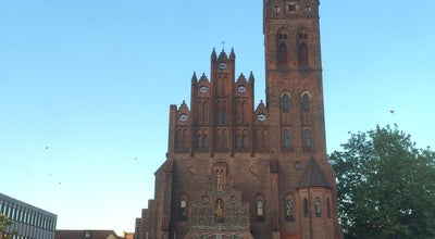 Photo of Church Sankt Albani Kirke at Adelgade 1, Odense 5000, Denmark