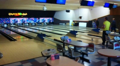 Photo of Bowling Alley Pla-Mor Bowling Lanes at 106 Main St., St. Catharines, ON L2N 4V4, Canada