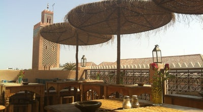 Photo of Moroccan Restaurant Kasbah Cafe at Kasbah Street, Marrakech, Morocco