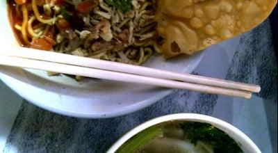 Photo of Chinese Restaurant Bakmi Bandung at Mie Pangsit, Pemalang, Indonesia