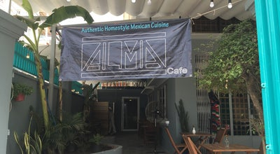 Photo of Mexican Restaurant Alma Cafe at 59c Street 155, Phnom Penh, Cambodia
