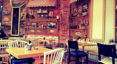 Photo of Cafe Taraça Cafe & Restaurant at Hasfırın Cad. Beşiktaş, İstanbul, Turkey