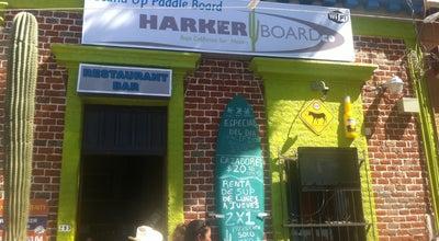 Photo of Bar Harker Board at Paseo Álvaro Obregón 299, La Paz 23000, Mexico