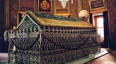 Photo of Shrine Fatih Sultan Mehmed Han Türbesi at Ali Kuşçu Mh. Fatih Türbesi Sk., Fatih 34083, Turkey