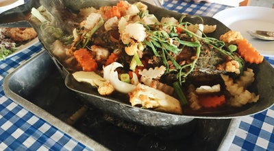 Photo of Asian Restaurant มัจฉาพาโชคฟาร์ม at Thailand