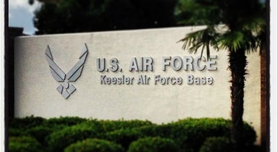 Photo of Military Base Keesler AFB at 502 Larcher Blvd, Biloxi, MS 39534, United States