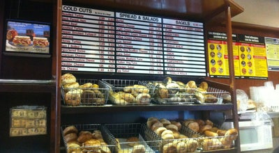Photo of Bagel Shop Bagel & Schmear at 116 E 28th St, New York, NY 10016, United States