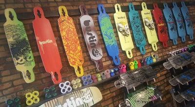 Photo of Board Shop Bustin Boards Skateboard Shop at 340 Grand St, Brooklyn, NY 11211, United States