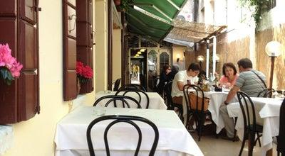 Photo of Italian Restaurant Il Vecchio Falconiere at Via Umberto I 31, Padova, Italy