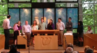 Photo of Synagogue Temple De Hirsch Sinai Bellevue at 3850 156th Ave Se, Bellevue, WA 98006, United States