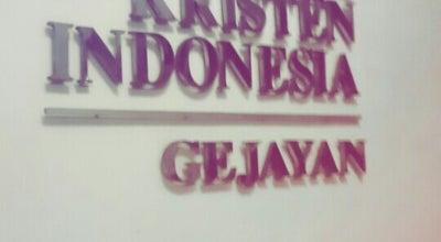 Photo of Church GKI Gejayan at Jalan Jembatan Merah, Sleman 55283, Indonesia