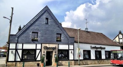 Photo of Gastropub Landgasthaus Chargė at Am Rahmer Bach 86, Duisburg 47269, Germany