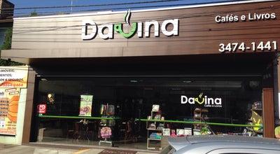 Photo of Coffee Shop Davina Cafés e Livros at Rua Coronel Serafim Pereira, Sapucaia Do Sul, Brazil