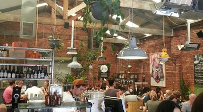 Photo of Coffee Shop Hobba at 428 Malvern Rd., Prahran, VI, Australia