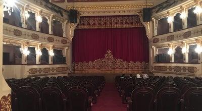 Photo of Concert Hall National Theatre | المسرح القومي at Attaba Sq, Al Azbakīyah, Muḩāfaz̧at al Qāhirah, Egypt