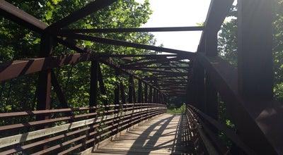 Photo of Trail Hinkson Creek Trailhead at Champions Dr, Columbia, MO 65211, United States