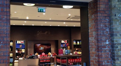 Photo of Chocolate Shop Lindt at Swindon Designer Outlet, Swindon, United Kingdom