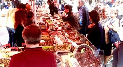 Photo of Farmers Market Marché d'Uzès at 32 Place Aux Herbes, Uzès 30700, France