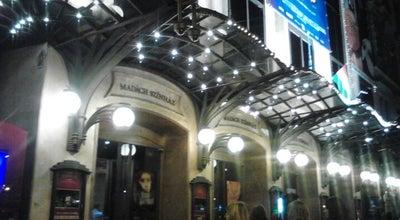 Photo of Theater Madách Színház at Erzsébet Krt. 31, Budapest 1073, Hungary