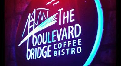 Photo of Cafe The Boulevard Bridge Coffee & Bistro at Sahil Yolu, Tekirdağ, Turkey