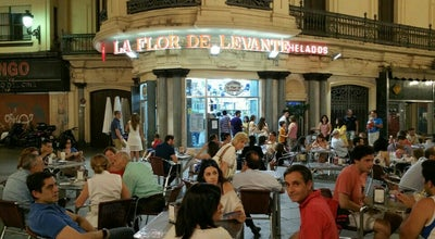 Photo of Ice Cream Shop La Flor De Levante at Plaza De Las Tendillas, Córdoba, Spain