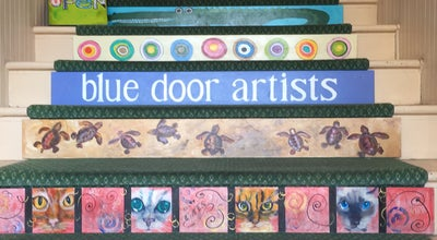 Photo of Art Gallery Blue Door Artists at 205.5 Centre Street, Fernandina Beach, FL 32034, United States