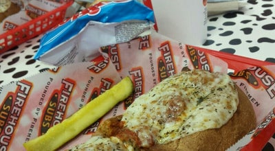 Photo of Sandwich Place Firehouse Subs at 2438 Monarch Dr, Laredo, TX 78045, United States