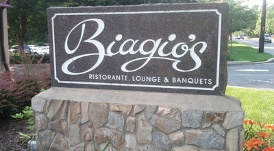 Photo of Italian Restaurant Biagio's Ristorante at 299 Paramus Rd, Paramus, NJ 07652, United States