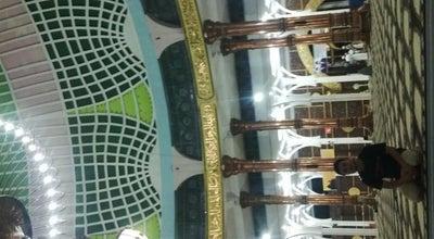 Photo of Mosque Masjid agung al falah_seribu tiang at Jalan Sultan Thaha, Jambi, Indonesia