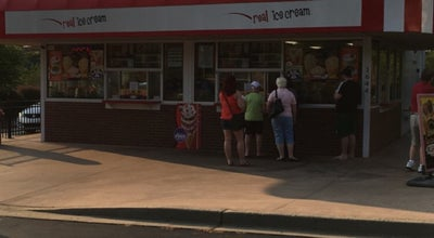 Photo of Ice Cream Shop Bruster's Real Ice Cream at 1644 John B White Sr Blvd, Spartanburg, SC 29301, United States