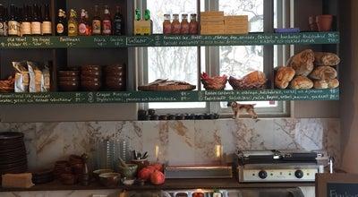 Photo of Cafe A.B.Café. at Valborgsmässovägen 34, Hägersten 126 37, Sweden