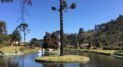 Photo of Lake Pedalinho at Parque Do Capivari, Campos do Jordão 12460-000, Brazil