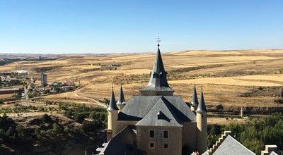 Photo of Historic Site Torre de Juan II at Alcázar De Segovia, Segovia, Spain