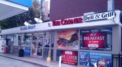 Photo of Deli / Bodega The Corner Deli & Grill at 1660 S Sepulveda Blvd, Los Angeles, CA 90025, United States